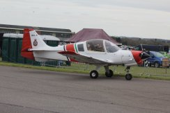 Scottish Aviation Bulldog 128