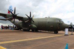 Lockheed-Martin C-130J Hercules C.5