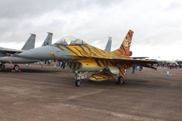 Lockheed-Martin F-16AM Fighting Falcon