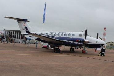Beechcraft B350ER King Air