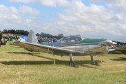 De Havilland Canada DHC-1A-1 Chipmunk