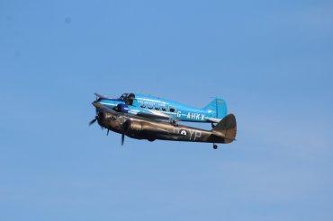 Bristol Blenheim Mk. I & Avro Anson XIX