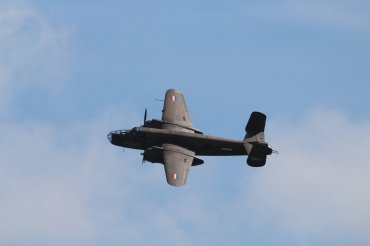 "North American B-25J Mitchell ""Sarinah"""