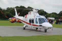 Agusta-Westland AW109SP