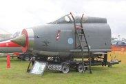 English Electric Lightning F.6 (Cockpit)