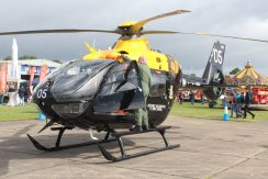 Eurocopter EC135 T3 Juno HT.1