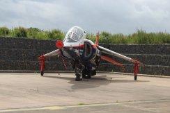 Hawker-Siddeley Harrier T.4 VAAC