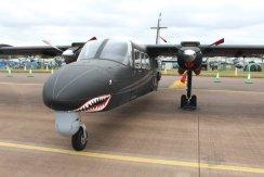 Britten-Norman BN-2T-4S Defender 4000