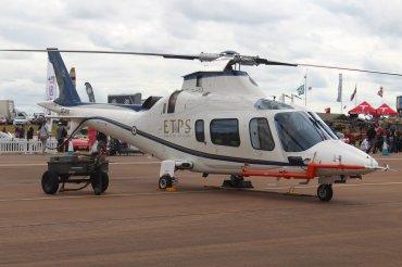 Agusta-Westland AW109E Power Elite