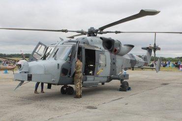Agusta-Westland AW159 Wildcat AH Mk. 1