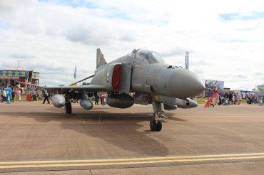 McDonnell-Douglas F-4E Phantom II