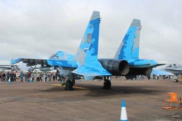Sukhoi Su-27UB 'Flanker-C'