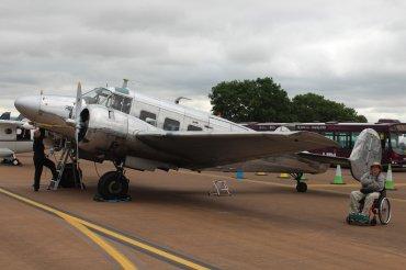 Beechcraft Model G18S