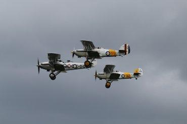 Hawker Demon I, Hawker Nimrod I & Hawker Nimrod II