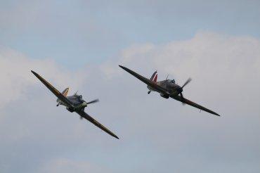 Hawker Hurricane Mk. I & Hawker Sea Hurricane Mk. IB