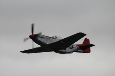"North American P-51D Mustang ""Tall In The Saddle"""